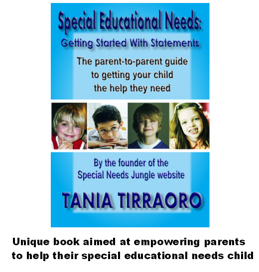 http://www.amazon.co.uk/Special-Educational-Needs-Getting-Statements/dp/1908603585