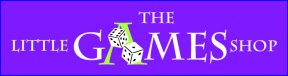 Little Games Shop Logo