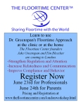 Floortime poster